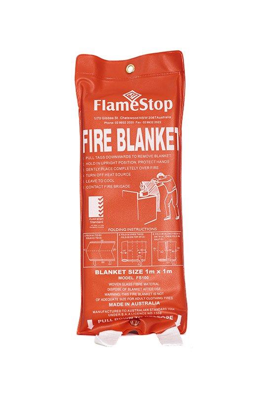 Fire Blanket (1m x 1m)