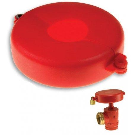 hydrant locking wheel plastic